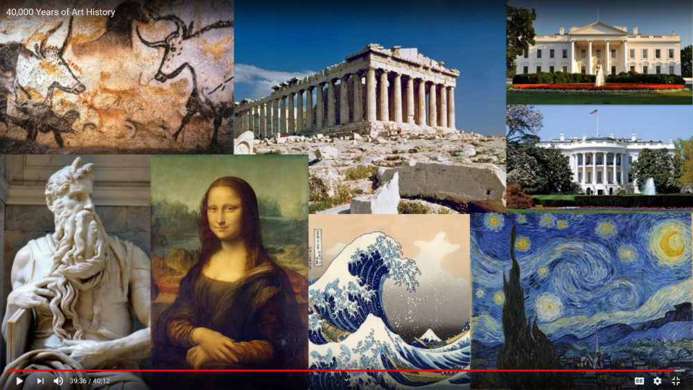 40000 Years of Art HIstory2