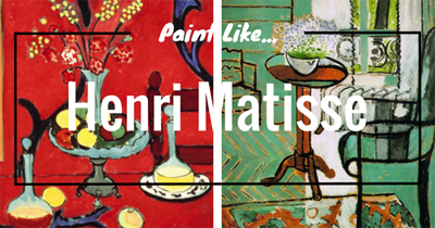 05 04 Paint Like Matisse