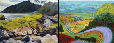 Color & Value in Landscapes