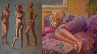Figures, Color & Light